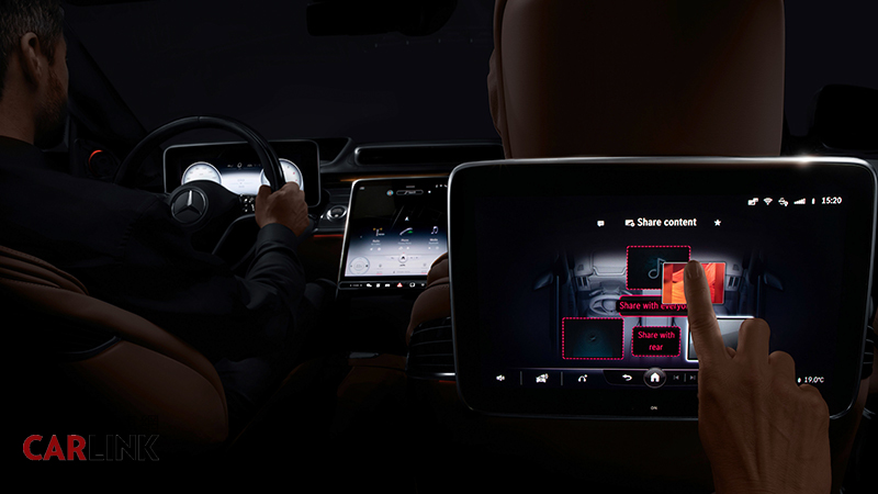 Mercedes-Benz大改款S-Class三月登台!全新智慧科技配備搶先看